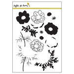 Right At Home - Clear Acrylic Stamps - Anemone