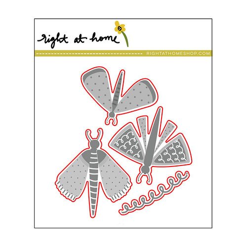 Right At Home - Dies - Fluttering By
