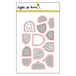 Right At Home - Dies - Quirky Acorns