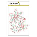 Right At Home - Dies - Festive Petals
