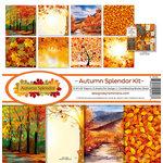 Reminisce - Autumn Splendor Collection - 12 x 12 Collection Kit