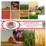 Reminisce - At the Farm Collection - 12 x 12 Collection Kit