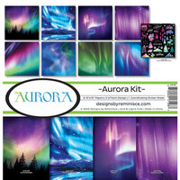 Reminisce - 12 x 12 Collection Kit - Aurora