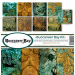 Reminisce - Buccaneer Bay Collection - 12 x 12 Collection Kit