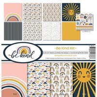 Reminisce - Be Kind Collection - 12 x 12 Collection Kit