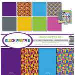 Reminisce - Block Party 2 Collection - 12 x 12 Collection Kit