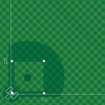 Reminisce - Baseball Collection - 12 x 12 Double Sided Paper - Baseball Diamond