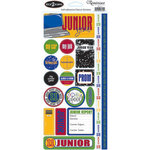 Reminisce - Back to School Collection - Sticker - Junior