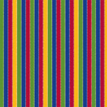Reminisce - Back to School Collection - Patterned Paper - School Stripe 2