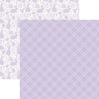 Reminisce - Bunny Hop Collection - 12 x 12 Double Sided Paper - Sheet 04
