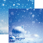 Reminisce - Christmas Eve Collection - 12 x 12 Double Sided Paper - Tis the Season