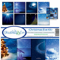 Reminisce - Christmas Eve Collection - 12 x 12 Collection Kit