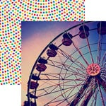 Reminisce - County Fair Collection - 12 x 12 Double Sided Paper - County Fair