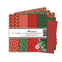 Reminisce - 6 x 6 Paper Pack - Christmas Wishes