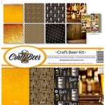 Reminisce - Craft Beer Collection - 12 x 12 Collection Kit