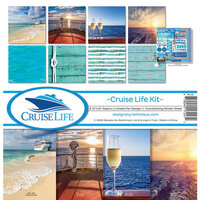 Reminisce - Cruise Life Collection - 12 x 12 Collection Kit