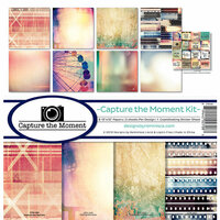Reminisce - Capture the Moment Collection - 12 x 12 Collection Kit