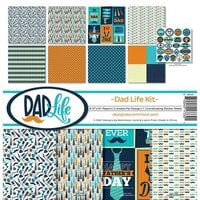 Reminisce - Dad's Life Collection - 12 x 12 Collection Kit
