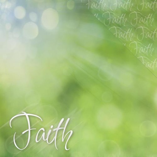 Reminisce - Devoted Faith Collection - 12 x 12 Double Sided Paper - Glory