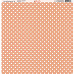 Ella and Viv Paper Company - Coral Patterns Collection - 12 x 12 Paper - Thirteen