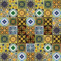 Ella and Viv Paper Company - Spice Market Collection - 12 x 12 Paper - Portugal