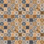 Ella and Viv Paper Company - Spice Market Collection - 12 x 12 Paper - Mosaique