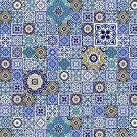 Ella and Viv Paper Company - Spice Market Collection - 12 x 12 Paper - Marrakesh