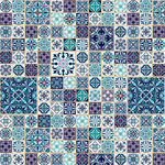 Ella and Viv Paper Company - Spice Market Collection - 12 x 12 Paper - Talavera