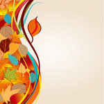 Ella and Viv Paper Company - Autumn Inspired Collection - 12 x 12 Paper - Fabulous Fall