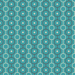 Ella and Viv Paper Company - Mid Century Modern Collection - 12 x 12 Paper - Atomic