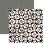Ella and Viv Paper Company - IKat Collection - 12 x 12 Double Sided Paper - Bali