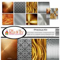 Ella and Viv Paper Company - Precious Collection - 12 x 12 Collection Kit