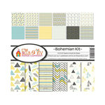 Ella and Viv Paper Company - Bohemian Collection - 12 x 12 Collection Kit