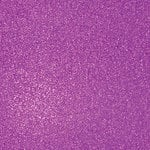 Ella and Viv Paper Company - Sparkle Collection - 12 x 12 Glitter Paper - Purple Passion