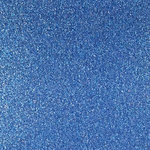Ella and Viv Paper Company - Sparkle Collection - 12 x 12 Glitter Paper - Persian Blue