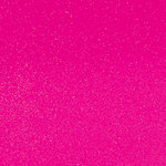 Ella and Viv Paper Company - Sparkle Collection - 12 x 12 Glitter Paper - Hot Pink
