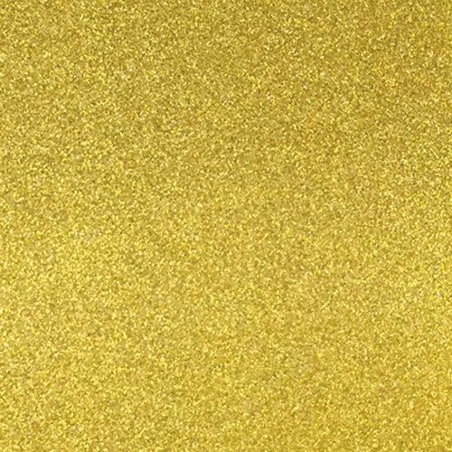 Ella and Viv Paper Company - Sparkle Collection - 12 x 12 Glitter Paper - Nugget Gold
