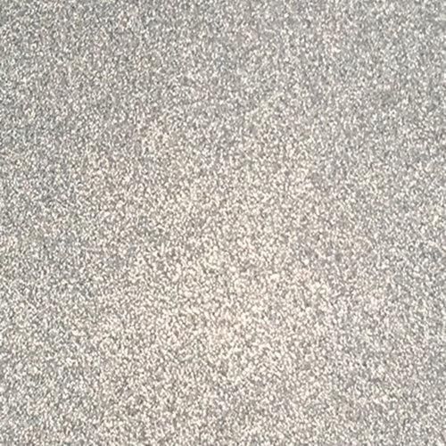 Ella and Viv Paper Company - Sparkle Collection - 12 x 12 Glitter Paper - Silver