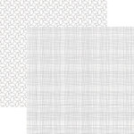 Ella and Viv Paper Company - 50 Shades Collection - 12 x 12 Double Sided Paper - Linen
