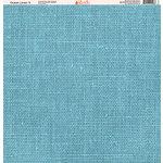 Ella and Viv Paper Company - Ocean Linen Collection - 12 x 12 Paper - Five