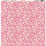 Ella and Viv Paper Company - Simply Sweet Collection - 12 x 12 Paper - Ten