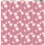Ella and Viv Paper Company - Simply Sweet Collection - 12 x 12 Paper - Eleven