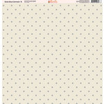 Ella and Viv Paper Company - Slate Blue Damask Collection - 12 x 12 Paper - Eight