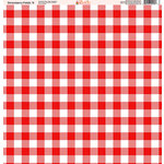 Ella and Viv Paper Company - Strawberry Fields Collection - 12 x 12 Paper - Nine