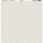 Ella and Viv Paper Company - Sunshine Patterns Collection - 12 x 12 Paper - Eleven