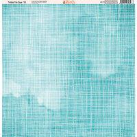 Ella and Viv Paper Company - Tribal Tie Dye Collection - 12 x 12 Paper - Twelve
