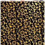 Ella and Viv Paper Company - Elegant Midnight Collection - 12 x 12 Paper - Seven