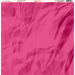Ella and Viv Paper Company - Crumbled Brights Collection - 12 x 12 Paper - One
