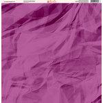 Ella and Viv Paper Company - Crumbled Brights Collection - 12 x 12 Paper - Eleven