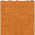 Ella and Viv Paper Company - Linen Brights Collection - 12 x 12 Paper - Four